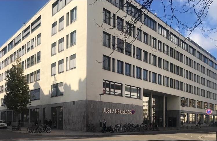 Ablauf Zwangsversteigerung im Amtgericht Heidelberg